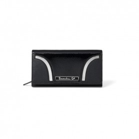 Braccialini B13375 30 Tua Eclipse black wallet