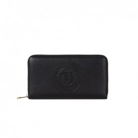 Trussardi jeans 75W00201 Faith black wallet