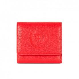 Trussardi jeans 75W00198 Faith red wallet