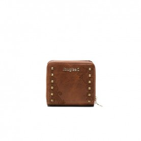 Desigual 20WAYP25 brown mini wallet