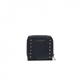 Desigual 20WAYP25 black mini wallet