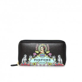 Braccialini B14350 126 Britney fortune zip around wallet