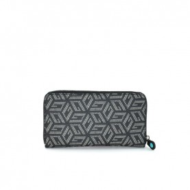Gabs G-Money17 wallet printed g-cube white and black