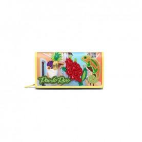 Braccialini B12946_30 Tua Cartoline wallet Puerto Rico