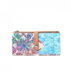 Desigual 19SAYP26 printed wallet