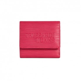 Trussardi jeans 75W00129 Melly fuxia wallet