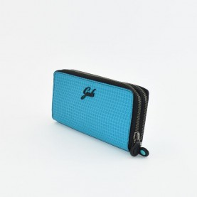 Gabs Gmoney02 wallet Ruga black turquoise