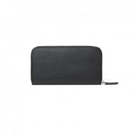 Braccialini B14350 126 basic black zip around wallet