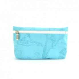 Alviero Martini CBE031 turquoise beauty bag
