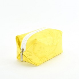 Alviero Martini CBE002 yellow medium beauty bag