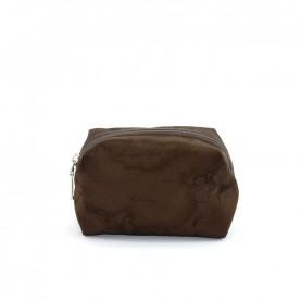 Alviero Martini CBE003 dark brown small beauty bag