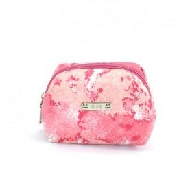 Alviero Martini CBE167 blush pink small beauty bag
