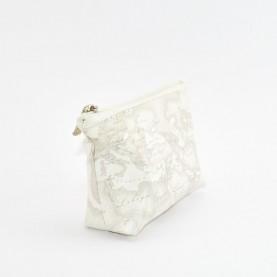 Alviero Martini CBE007 white beauty bag
