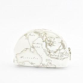 Alviero Martini CBE010 white beauty bag