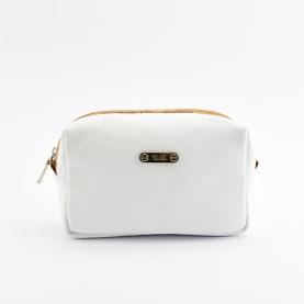 Alviero Martini CBE135 white leather beauty case