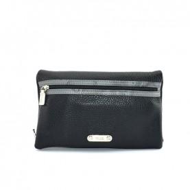 Alviero Martini CBE138 black leather pochette