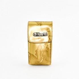 Alviero Martini CBE142 gold beauty case
