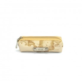 Alviero Martini CBE204 beige key holder bag