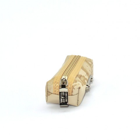 Alviero Martini CBE204 beige key holder bag
