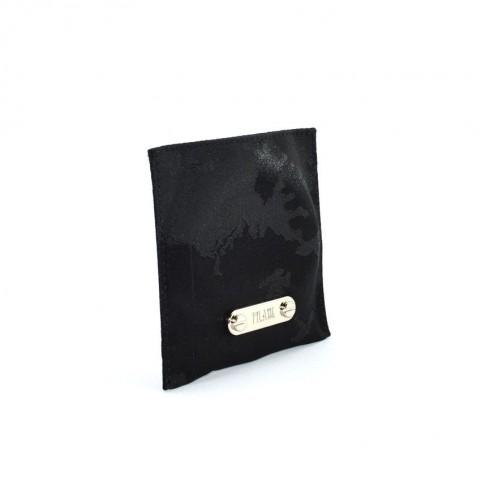 Alviero Martini CBE123 black geo bag mirror