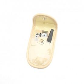 Alviero Martini CBE0069 beige manicure set