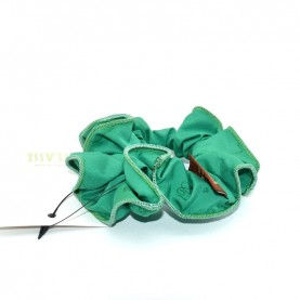 Alviero Martini CBE033 emerald green hair tie