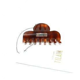 Alviero Martini CBE062 amber hair clip