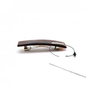 Alviero Martini CBE064 amber hair clip
