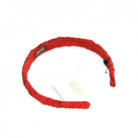 Alviero Martini CBE146 red hairband
