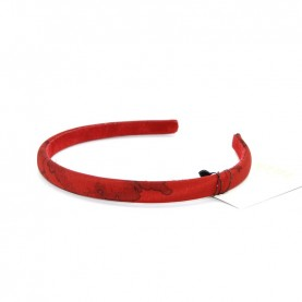Alviero Martini CBE026 ruby red hairband
