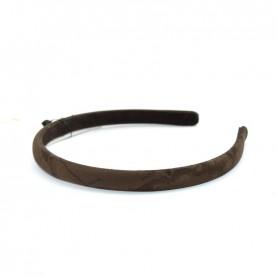 Alviero Martini CBE026 dark brown hairband