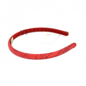 Alviero Martini CBE026 red hairband