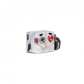 Braccialini B13271 Tua Shape shoulder bag robot