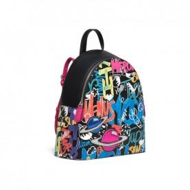 Braccialini B13344 Tua Murales backpack multicolor