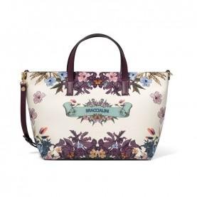 Braccialini B13275 Britney handle bag Bufferfly in Love