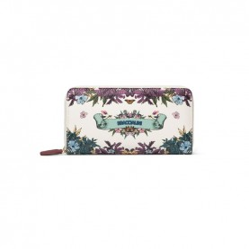 Braccialini B13278 Britney zip around wallet Bufferfly in Love