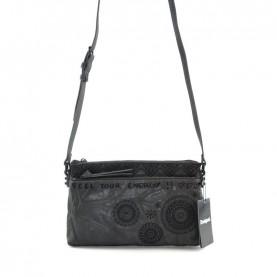 Desigual 19WAXPD8 2014 grey shoulder bag