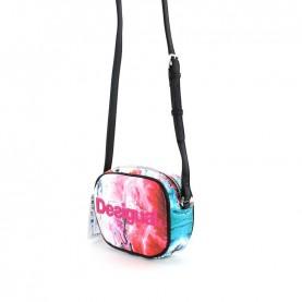 Desigual 19WAXPBZ 3002 printed shoulder bag