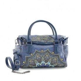 Desigual 19WAXP85 5082 blue handle bag