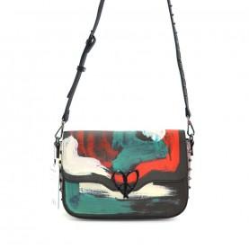 Desigual 19WAXP43 3023 printed shoulder bag