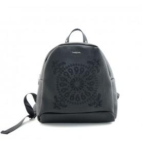 Desigual 19WAKP28 2000 black backpack