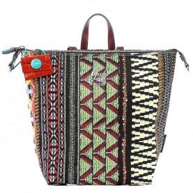 Gabs Lola M backpack trip ruga 361 passamanerie