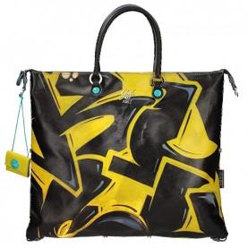 Gabs G3 Plus L printed bag trip ruga 422 writer