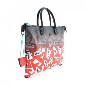 Gabs G3 M bag saffiano print 2 cervo black