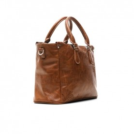 Desigual 20WAXP82 brown handle bag