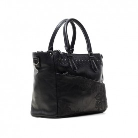 Desigual 20WAXP82 black handle bag