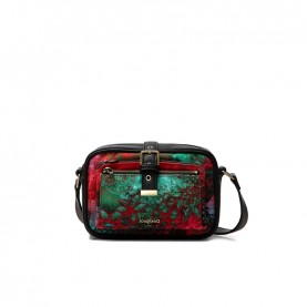 Desigual 20WAXAAI multicolor shoulder bag
