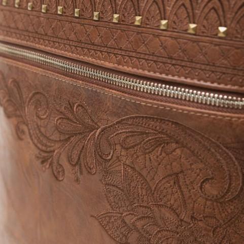 Desigual 20WAXP37 brown backpack
