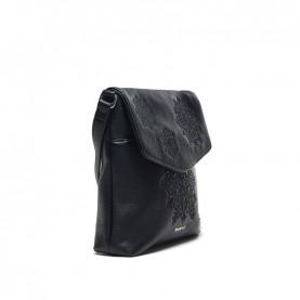 Desigual 20WAXPDC black shoulder bag