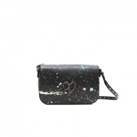 Desigual 20WAXPC2 black shoulder bag
